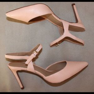 Banana Republic Open back Madison Heels
